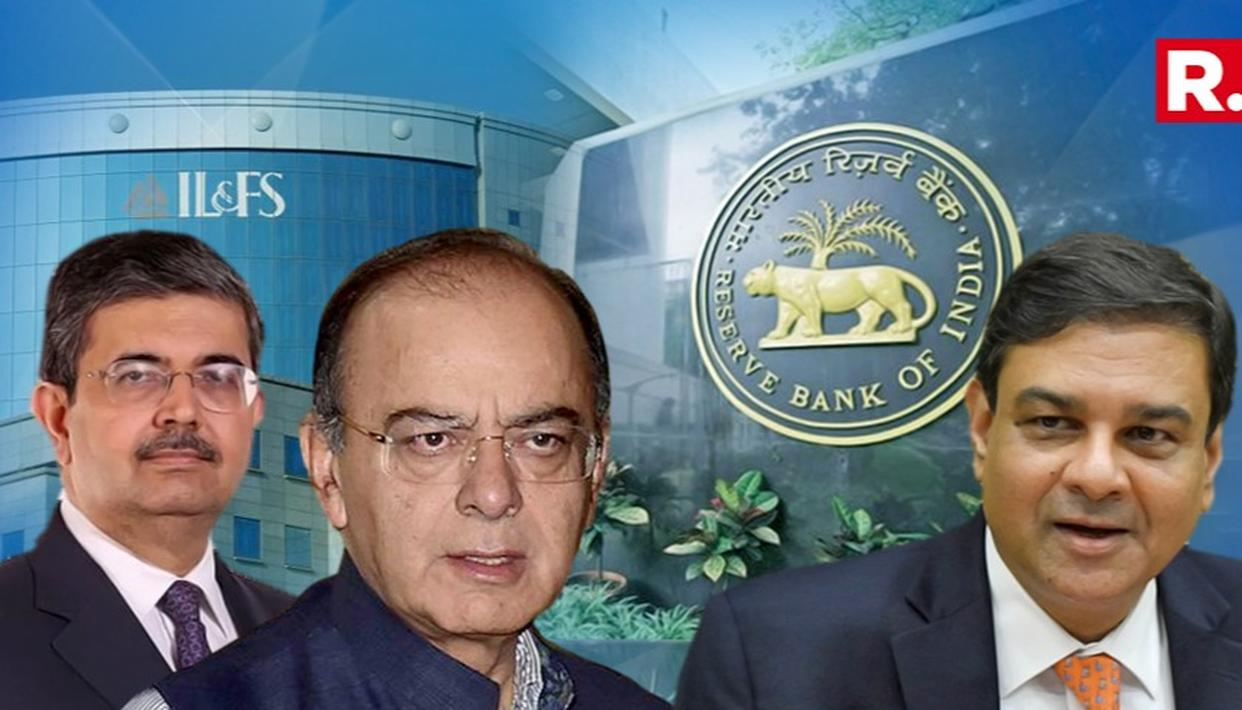 'NBFCs NEED LONG-TERM BORROWING; IL&FS CURRENTLY GUESSWORK'