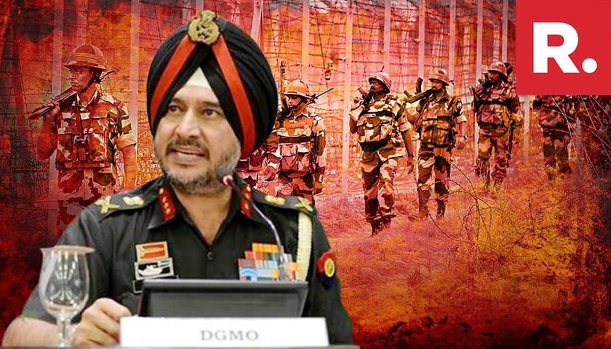 ARMY SENDS CLEAR WARNING TO PAKISTAN