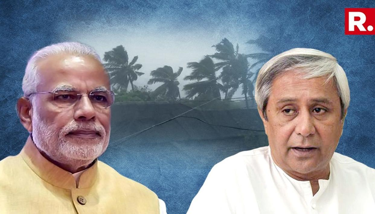 CYCLONE: ODISHA ASKS CENTRE FOR RS 1,000 CR AS INTERIM ASSISTANCE