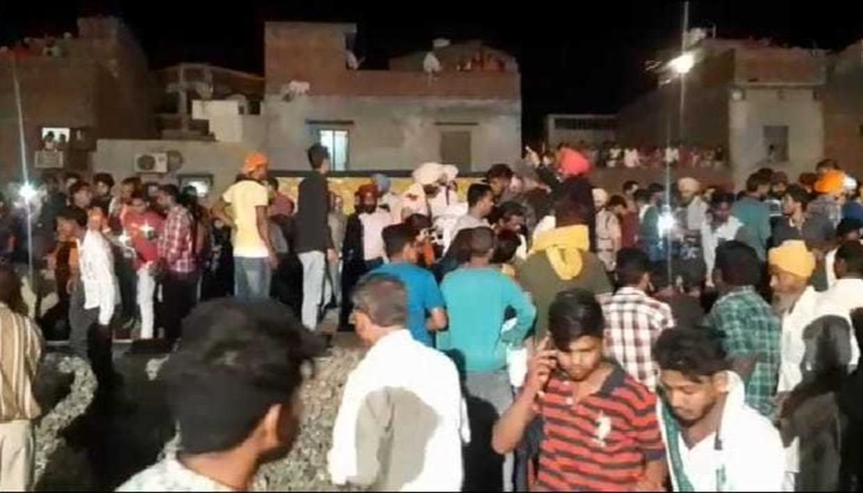 Many feared dead in Train accident near Amritsar: LIVE updates