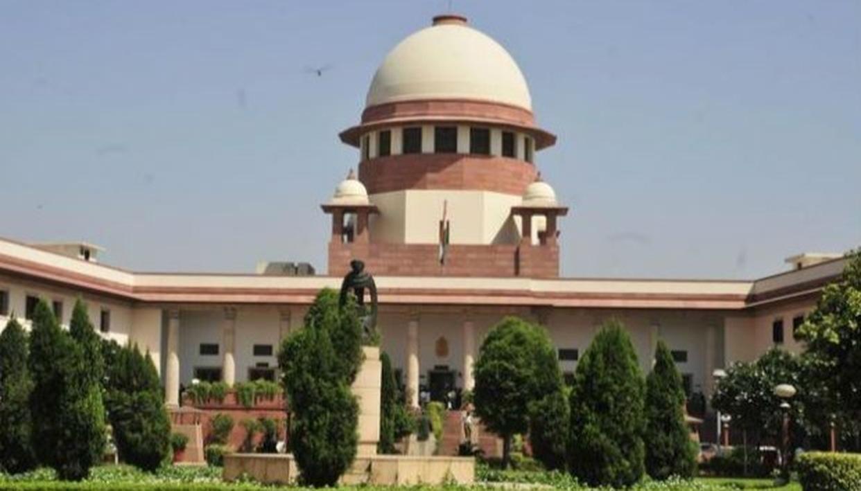 SC SEEKS CENTRE'S PLAN FOR 2004-TSUNAMI HIT FARMERS OF ANDAMAN AND NICOBAR