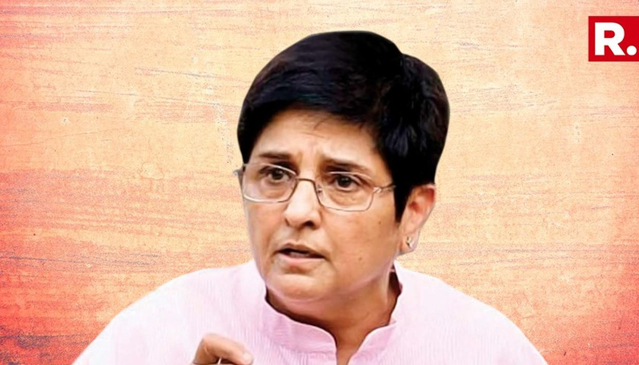 KIRAN BEDI LED WATER RICH PUDUCHERRY INITIATIVE COMPLETES 200 WEEKS