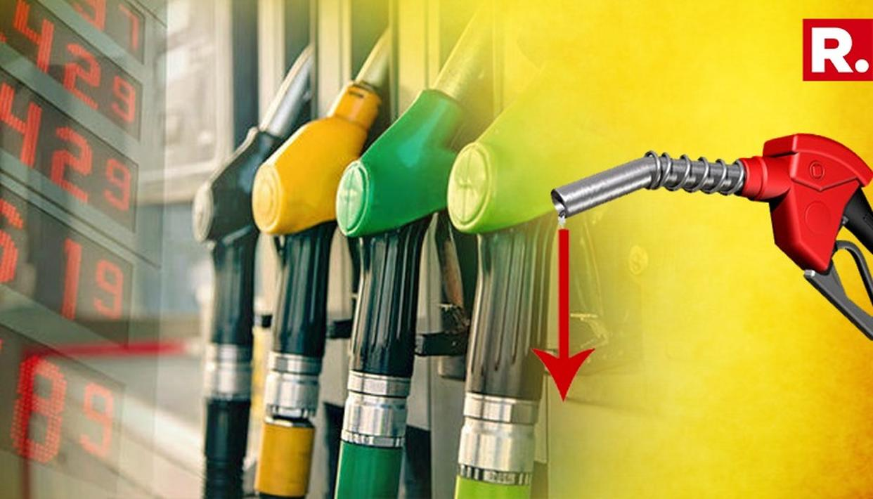 PETROL, DIESEL PRICES CUT FOR FOURTH STRAIGHT DAY