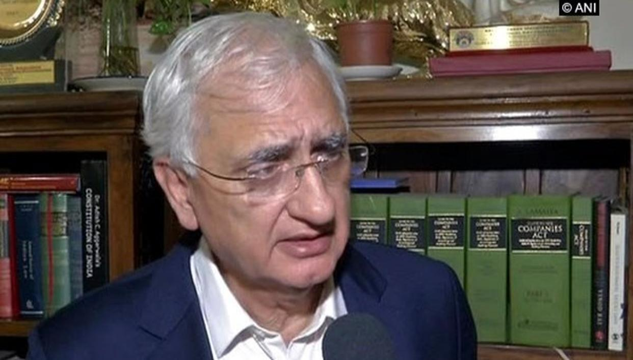 OPP ALLIANCE MUST NOT BE AT THE COST OF CONTAINING CONG: KHURSHID