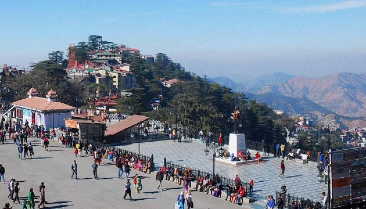 BJP GOVT MAY CONSIDER RENAMING SHIMLA TO SHYAMALA