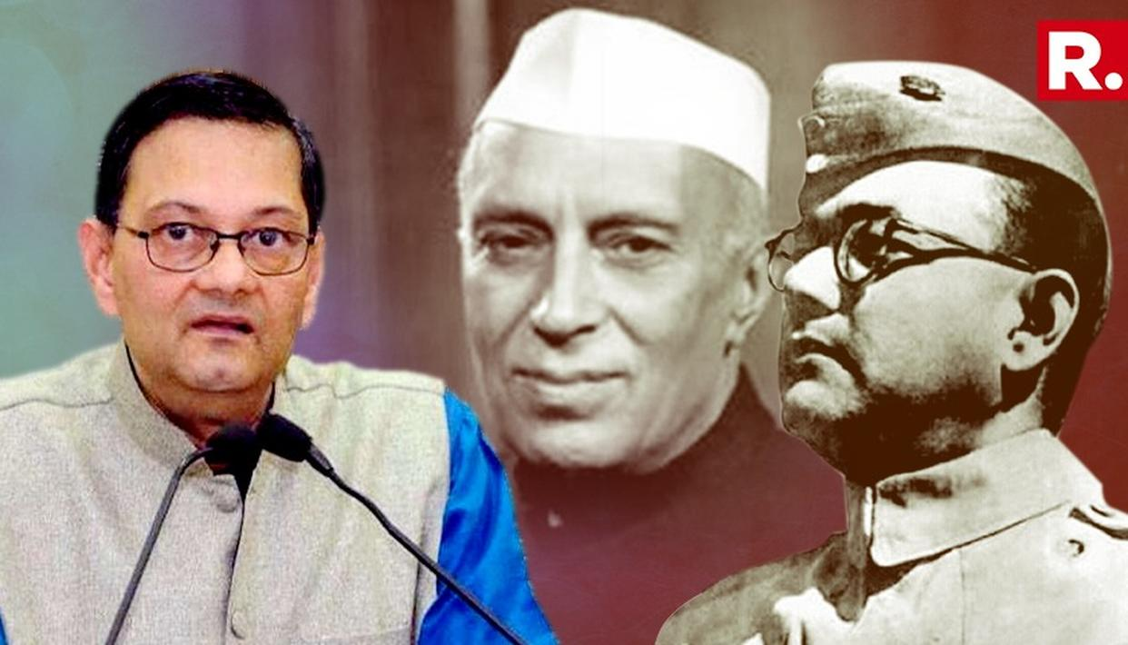 ''CONGRESS MADE INDIA DYNASTIC DICTATORSHIP'' SAYS CHANDRA KUMAR BOSE