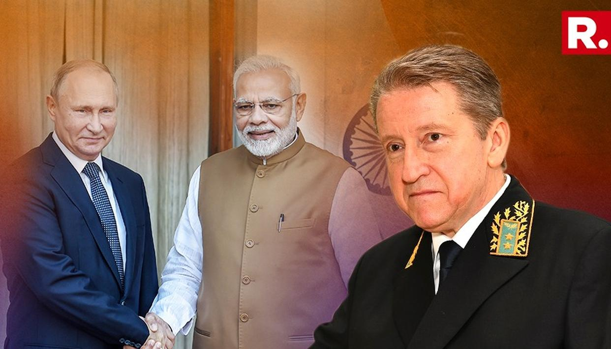 RUSSIA STRESSES ON THE NEED TO BOOST CULTURAL TIES WITHIN INDIA