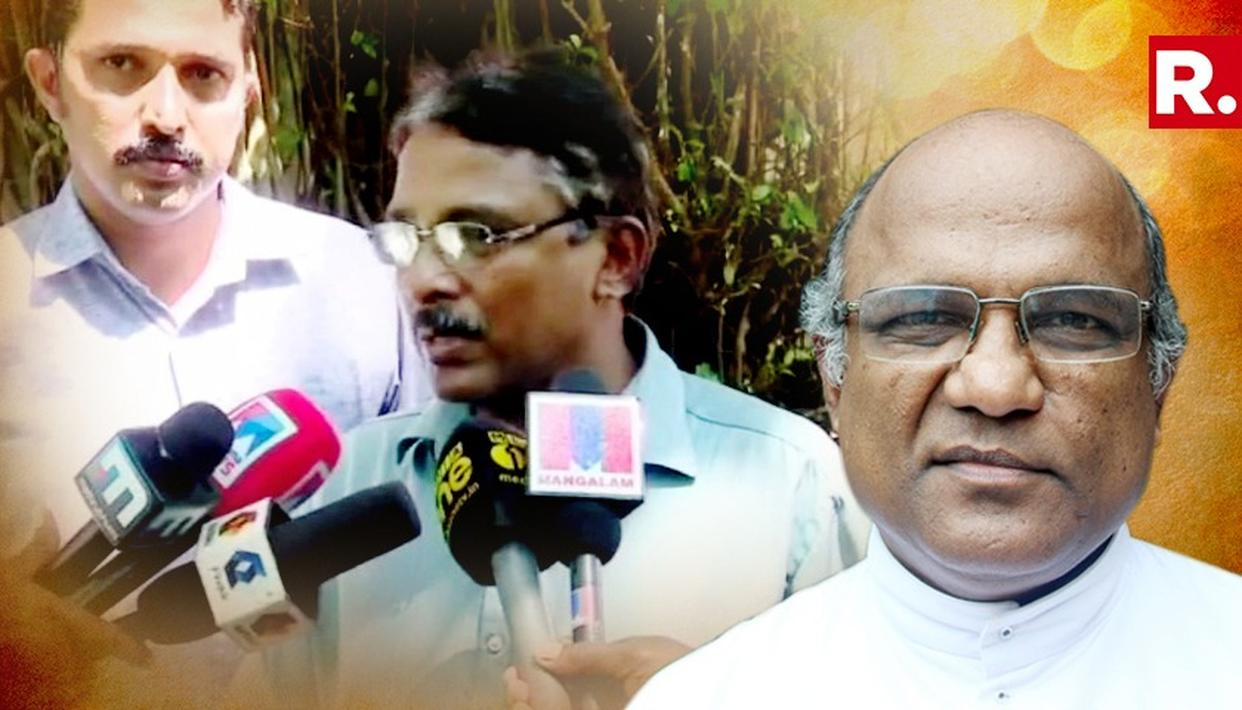 'HE SAID HE FEARED FOR HIS LIFE WHEN THE BISHOP WOULD GET BAIL,' ALLEGES BROTHER OF FATHER KURIAKOSE KATTUTHARA