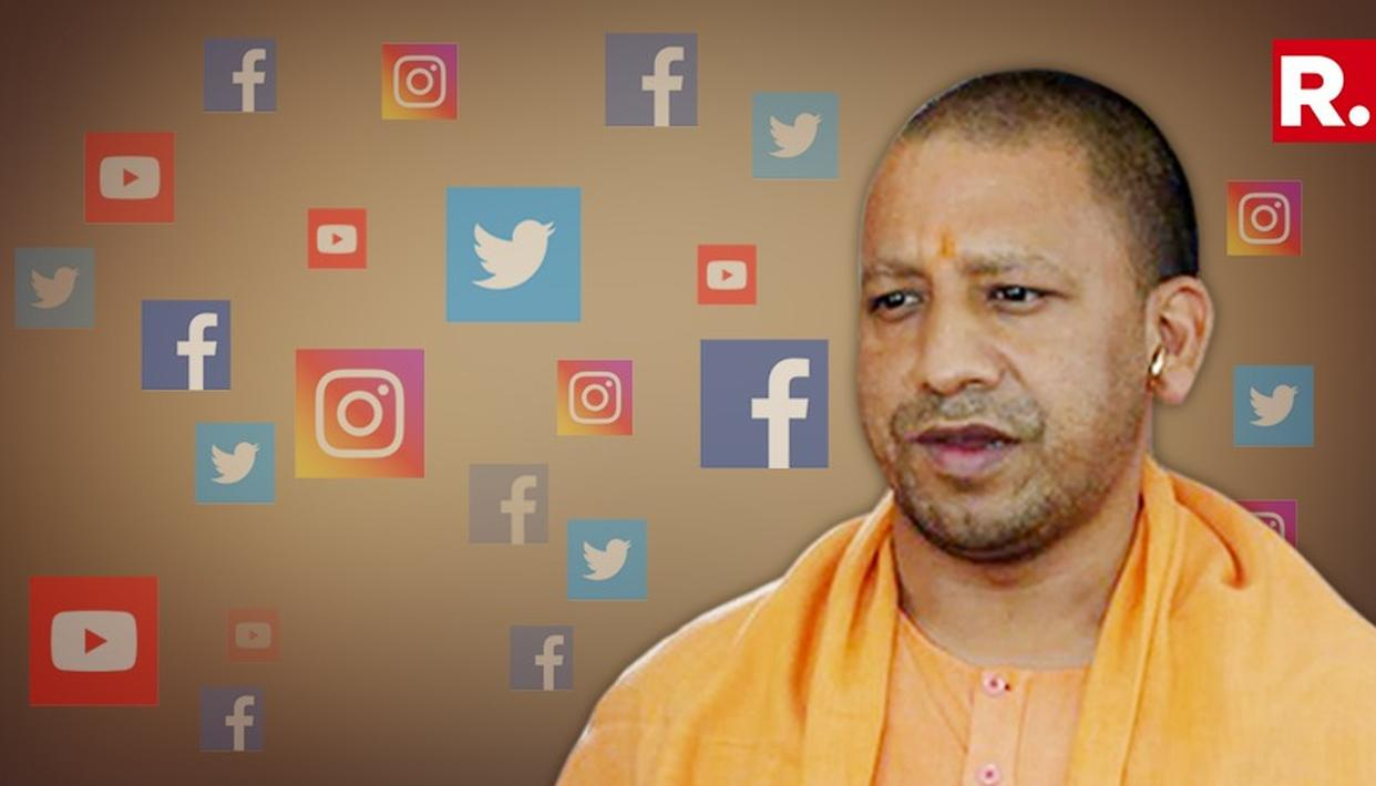 USE SOCIAL MEDIA AS WEAPON AGAINST OPPOSITION: YOGI ADITYANATH