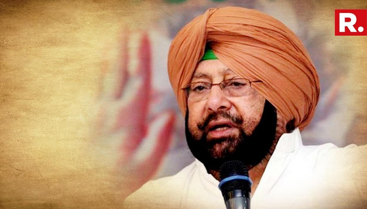''Punjab Can Use Israeli Technology To Solve Issues Of Farmers, Water Conservation'' Says Amarinder Singh - Republic World