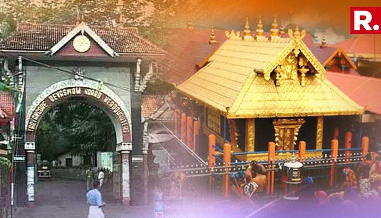SABARIMALA TEMPLE ISSUE: TDB NOT TO FILE REPORT ON PREVAILING SITUATION IN SUPREME COURT