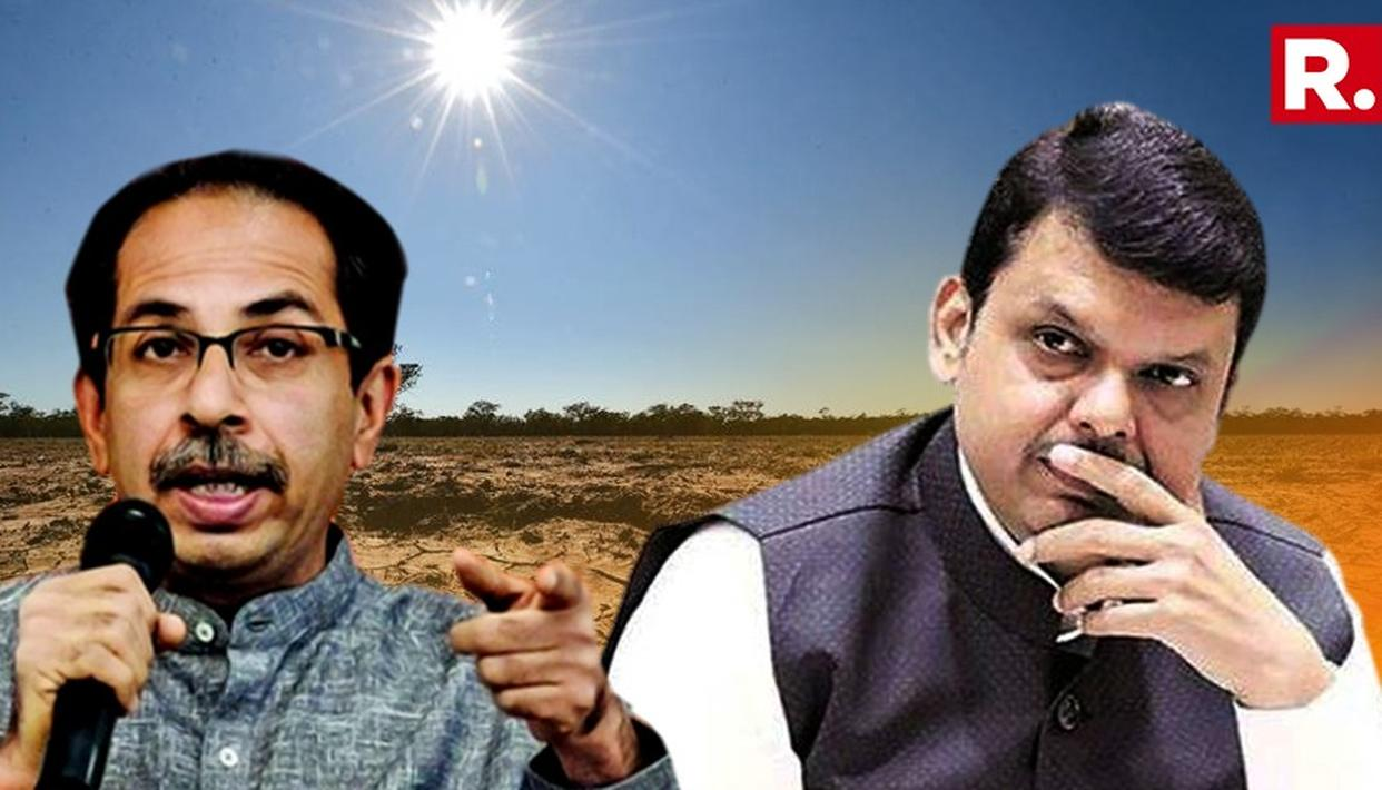 FADNAVIS WOULD DECLARE DROUGHT ONLY AFTER CONSULTING PANCHANG: UDDHAV THACKERAY