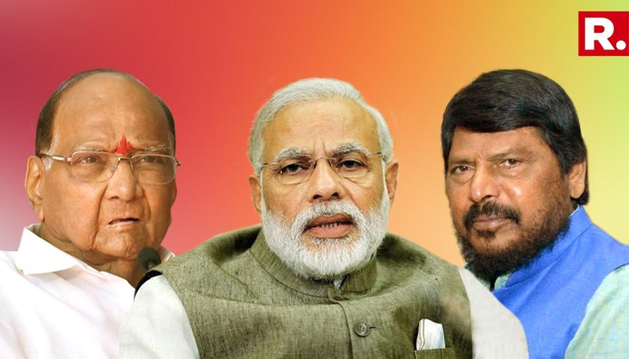 NDA WILL REMAIN IN POWER AFTER 2019 LS POLLS: ATHAWALE