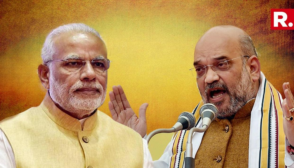 ''SEOUL PEACE PRIZE TO PM MODI IS RECOGNITION OF MODINOMICS'' SAYS AMIT SHAH