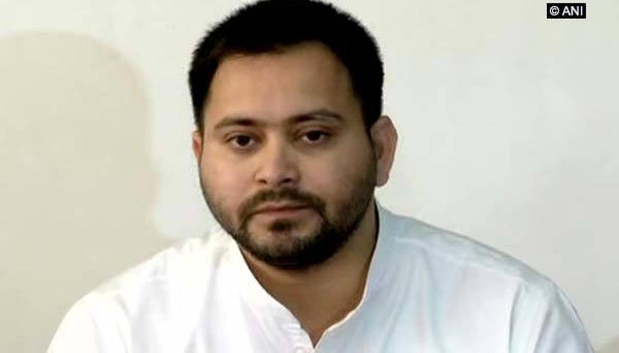 JD(U) TAKES SWIPE AT TEJASHWI YADAV'S SAVE CONSTITUTION YATRA