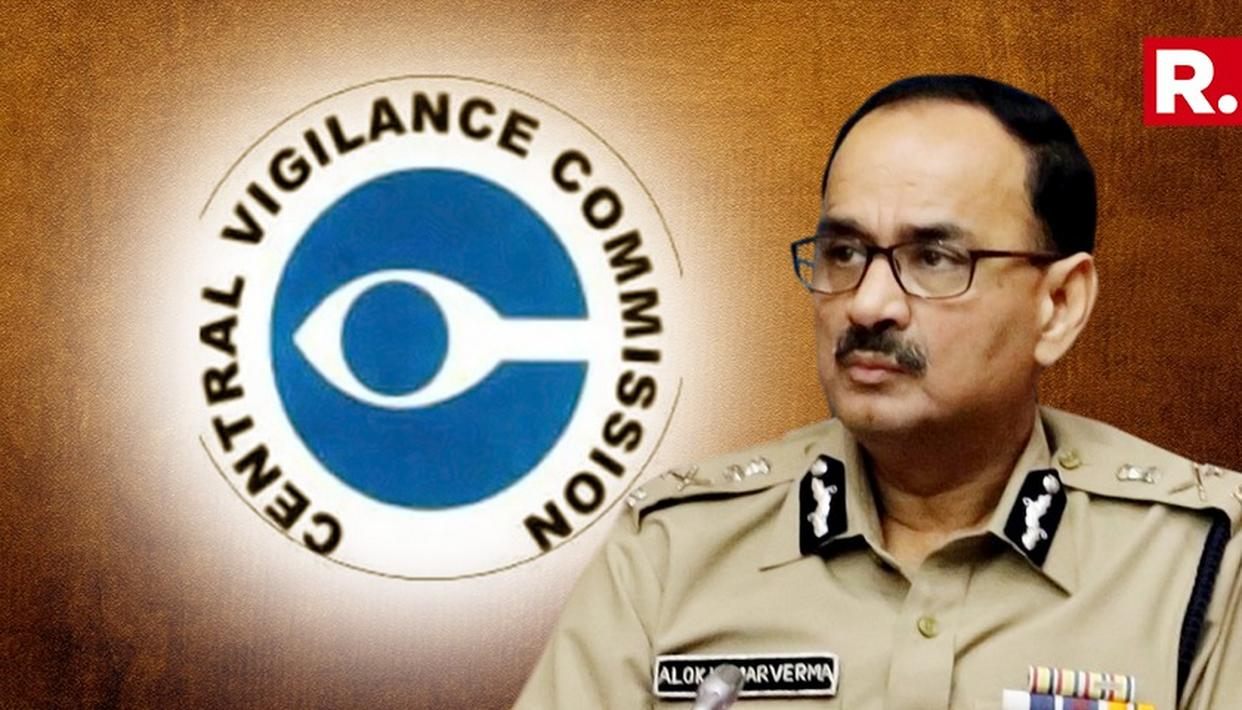 CVC'S ORDER ON ALOK VERMA ACCESSED