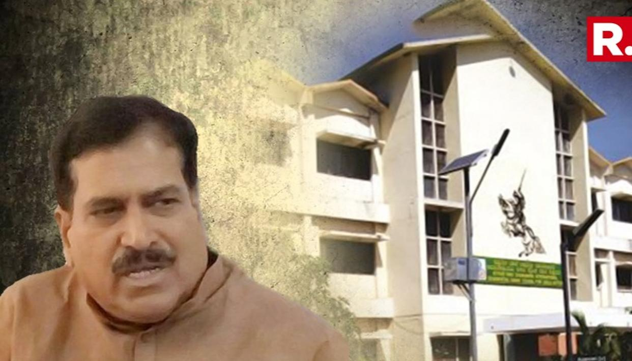BJP MP SURESH ANGADI CLAIMS RCUB IS KARNATAKA'S JNU, SPARKS ROW