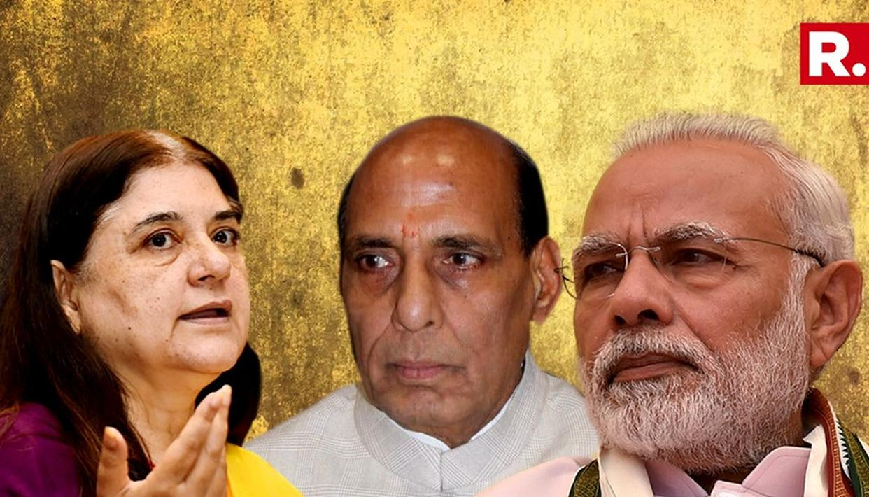 MANEKA THANKS PM, HM FOR CONSTITUTING GoM