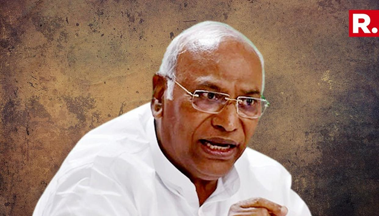 CONSTITUTIONAL INSTITUTIONS ARE IN DANGER - MALLIKARJUN KHARGE