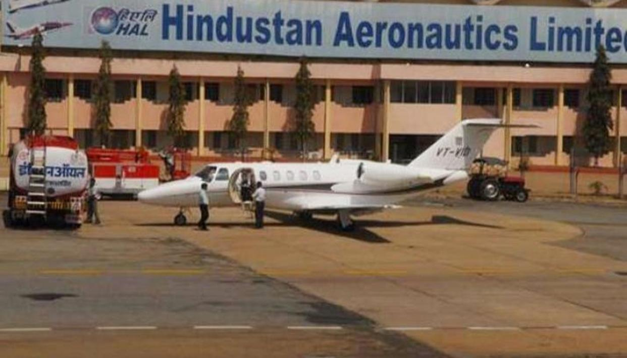CBI REGISTERS CORRUPTION CASE AGAINST 7 HAL OFFICIALS