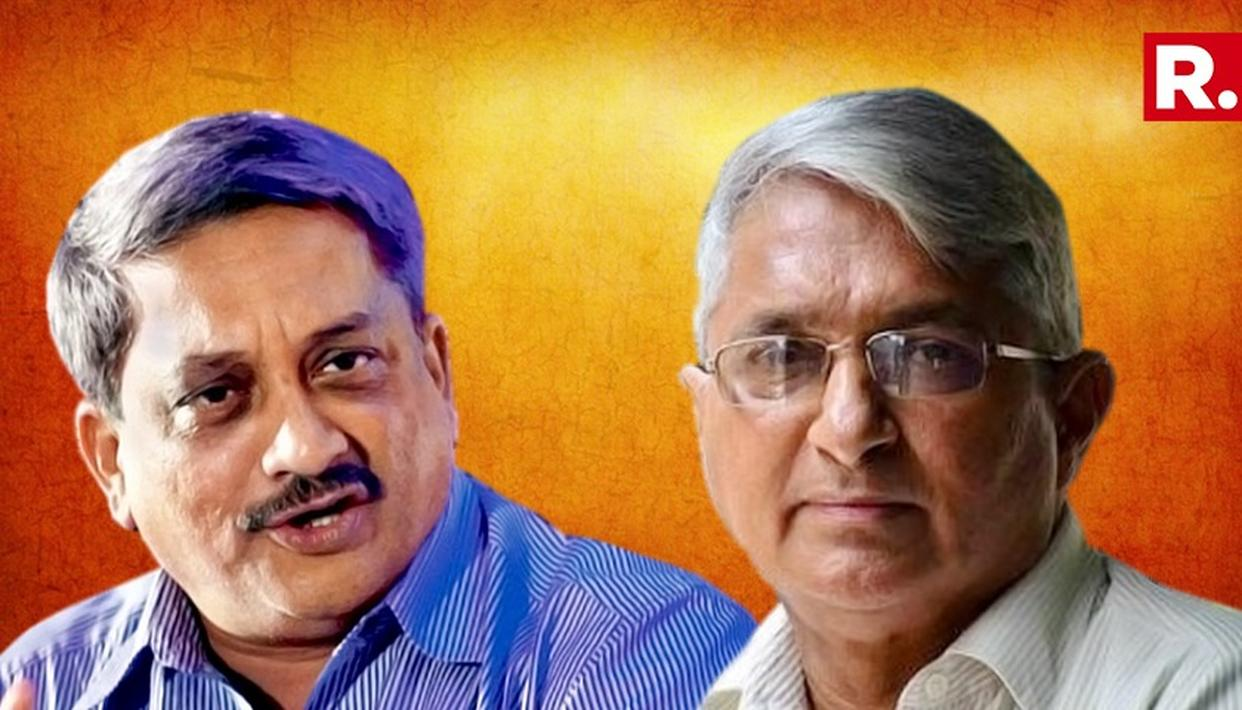PARRIKAR BEING PRESSURED TO CONTINUE AS CM, ALLEGES VELINGKAR