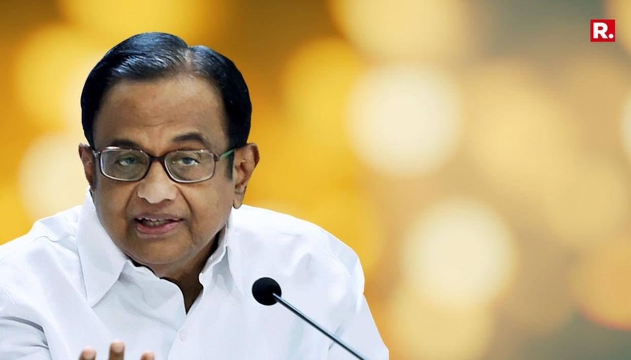 CHIDAMBARAM NAMED AS ACCUSED IN AIRCEL MAXIS CASE