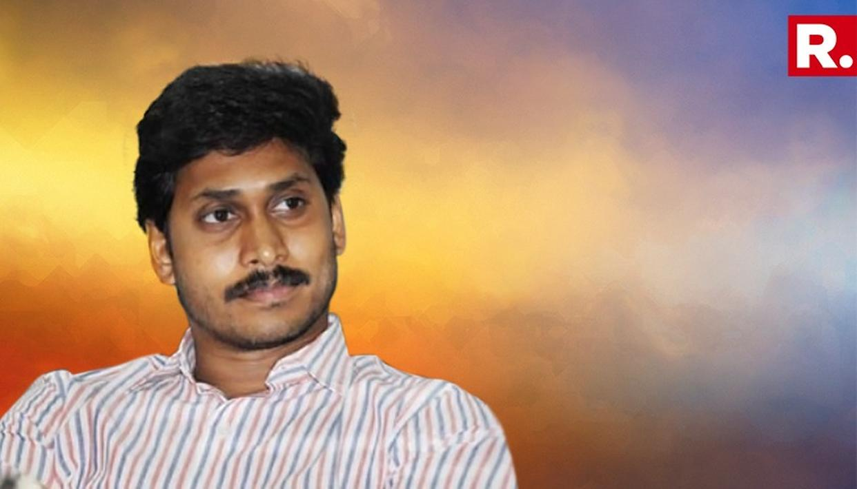 JAGAN MOHAN REDDY TWEETS AFTER ATTACK