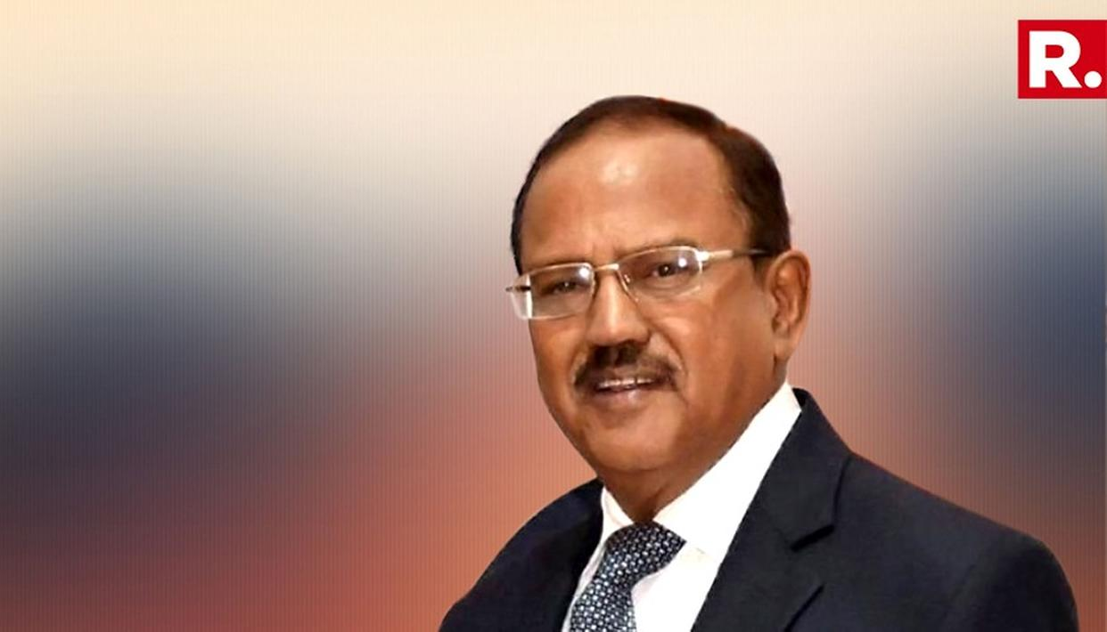 INDIA NEEDS A STRONG, STABLE AND DECISIVE GOVERNMENT FOR THE NEXT 10 YEARS: NSA AJIT DOVAL