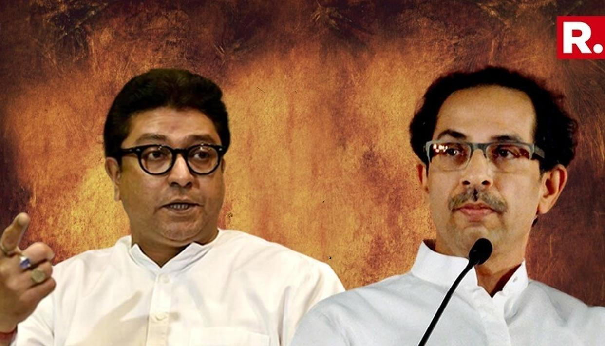 SHIV SENA CALLS RAJ THACKERAY 'OVER SMART'