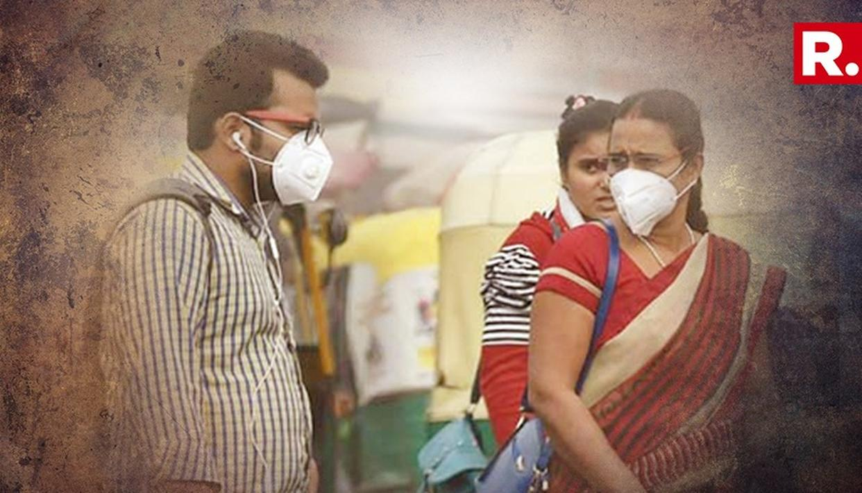 DELHI AIR QUALITY REMAINS 'VERY POOR' UNLIKELY TO CHANGE