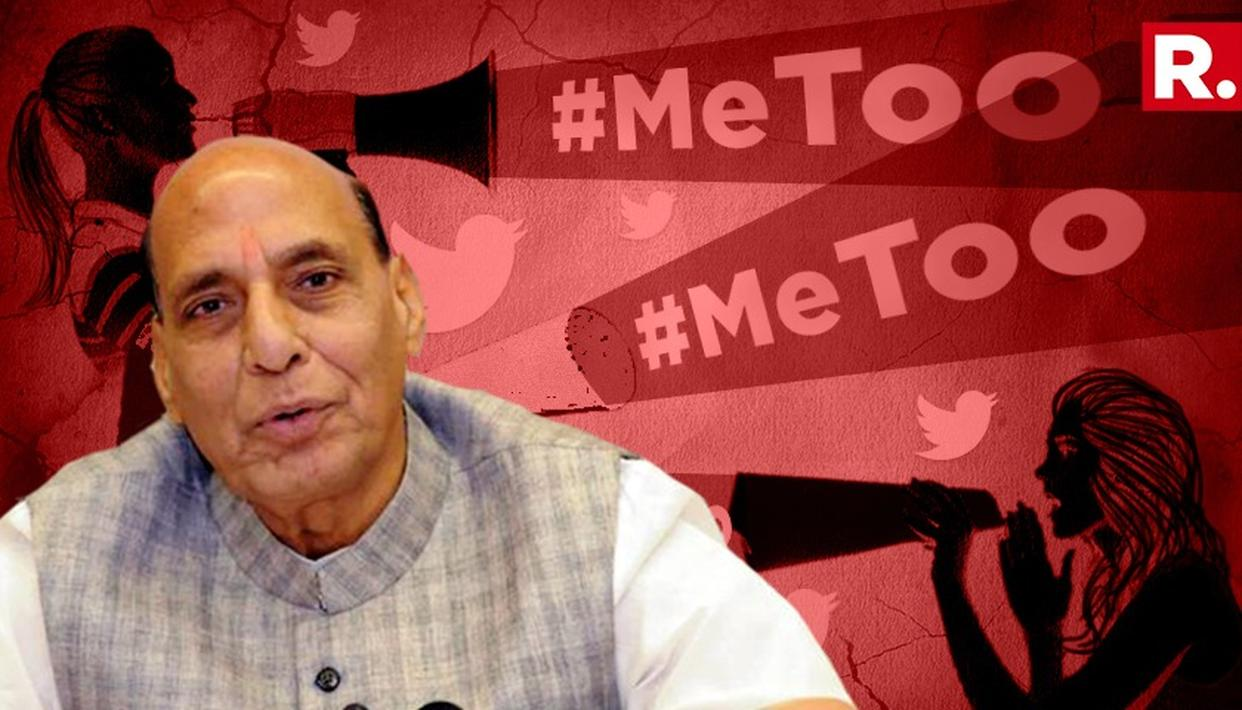 WATCH: HOME MIN TRIVIALISES #MeToo MOVEMENT WHILE ATTACKING CONGRESS