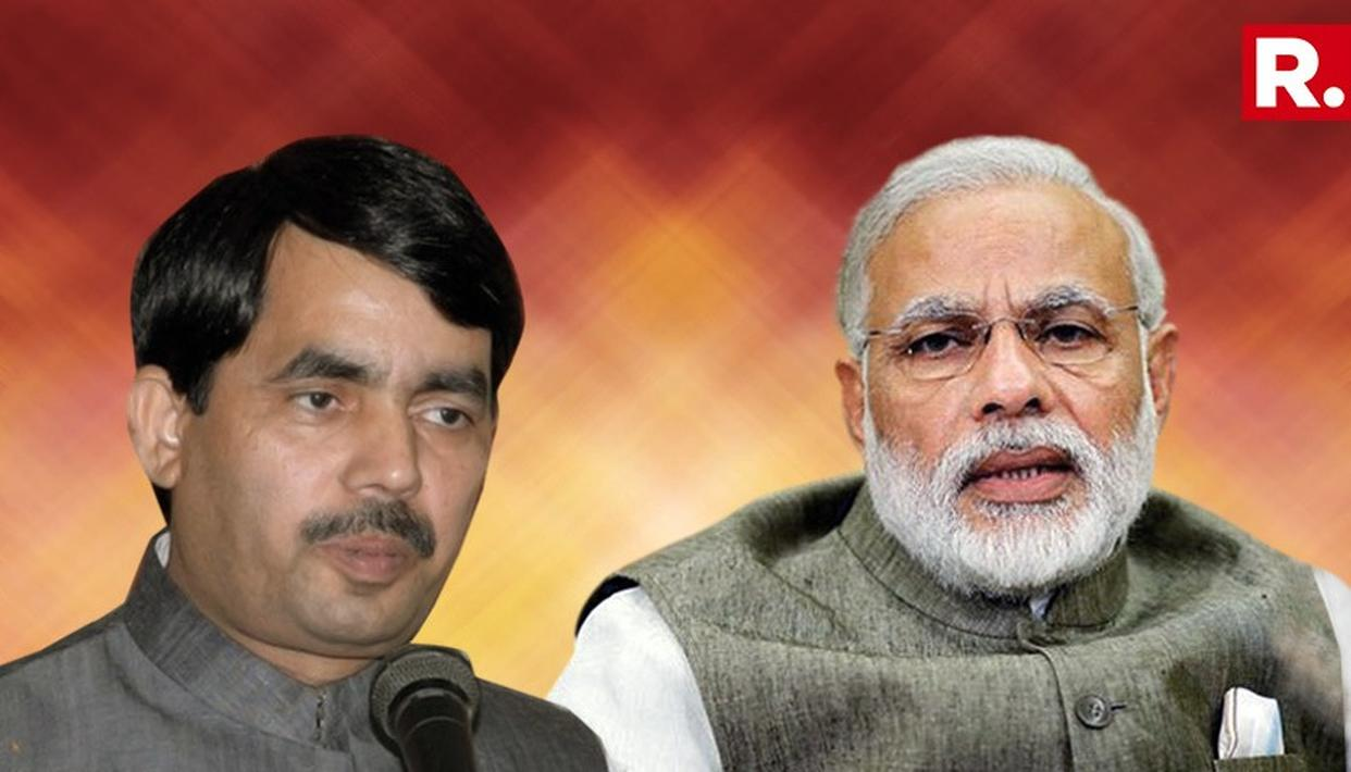 MODI IS FAVOURITE PM CANDIDATE OF MUSLIMS FOR 2019: SHAHNAWAZ