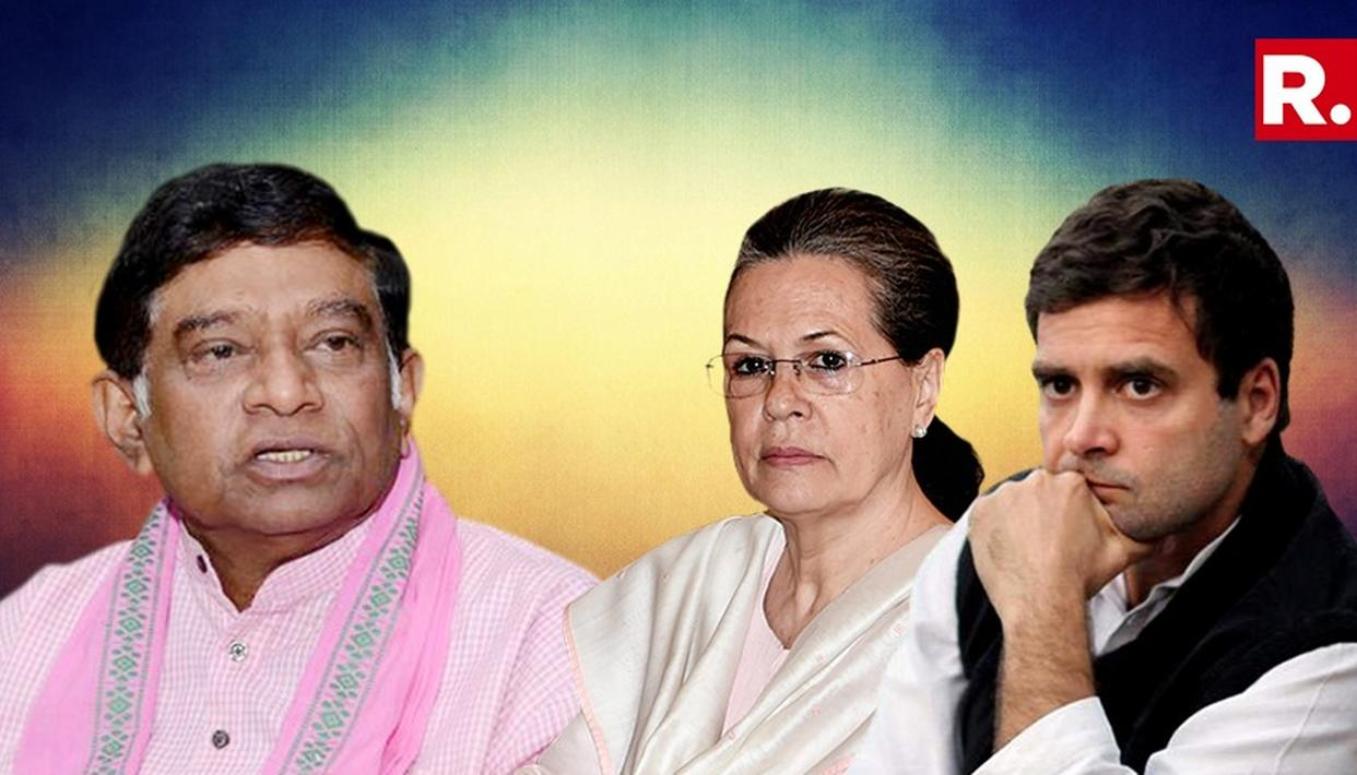 WILL FIGHT CONG, BUT WON'T SPEAK AGAINST GANDHI FAMILY: AJIT JOGI