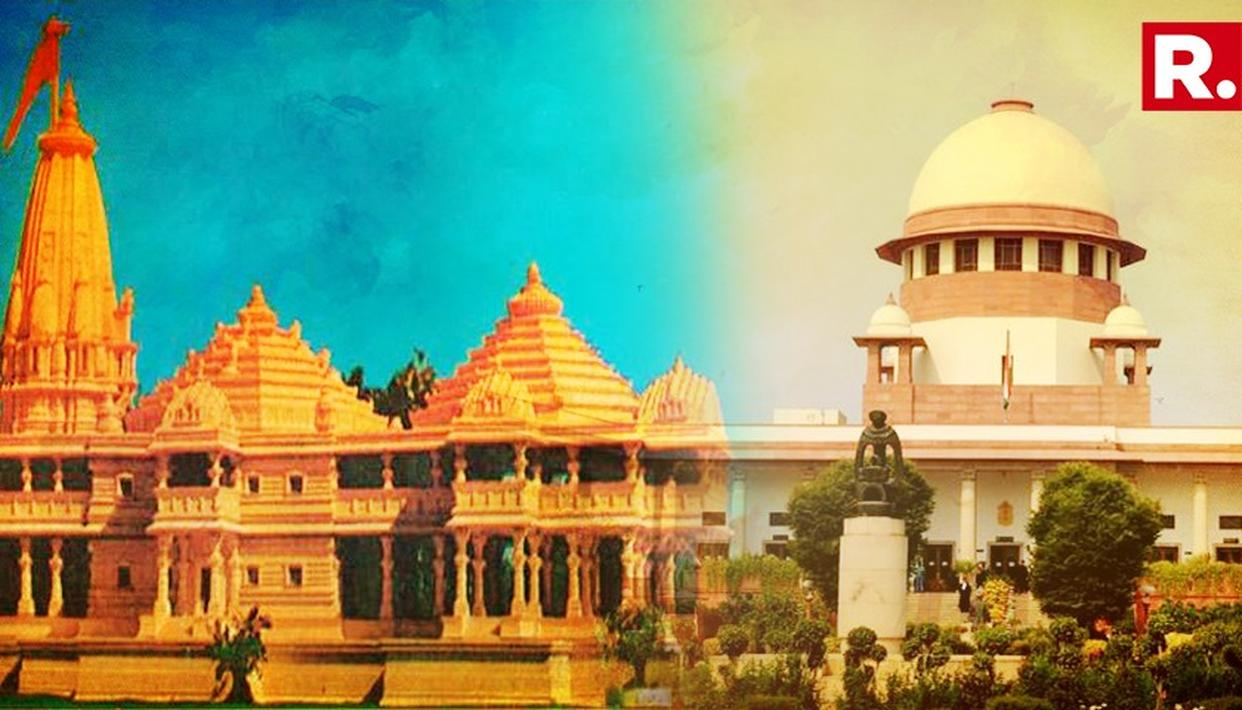 SC TO BEGIN HEARING ON AYODHYA LAND CASE