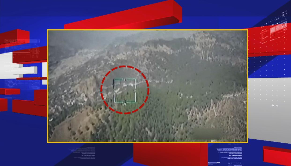 WATCH: INDIAN ARMY TARGETS PAK ARMY'S HEADQUATERS