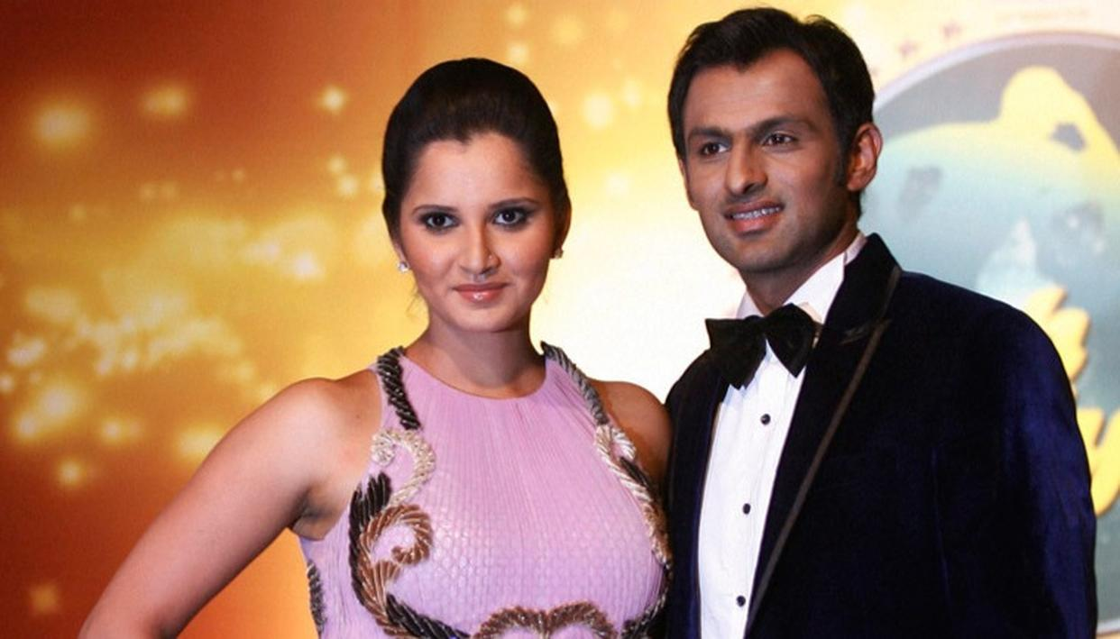 SANIA, SHOAIB WELCOME A BABY BOY