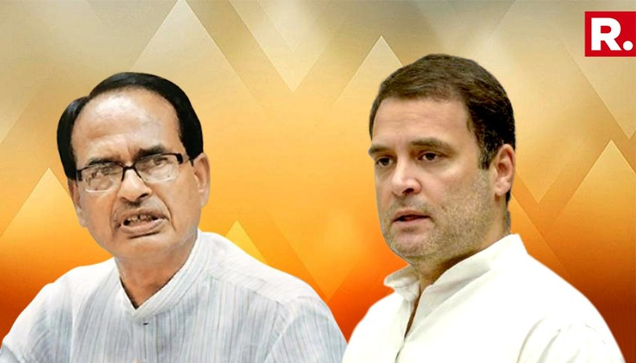 SHIVRAJ SINGH TO FILE DEFAMATION SUIT AGAINST RAHUL GANDHI