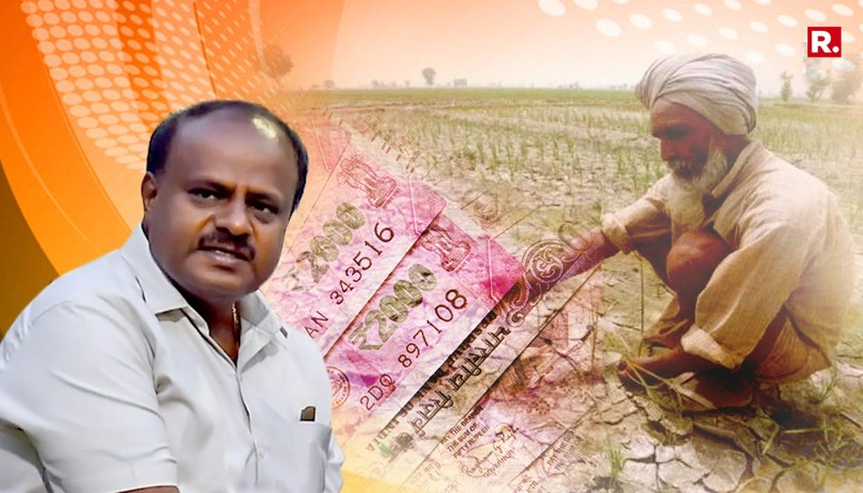 FARM LOAN WAIVER HAS LEFT K'TAKA IN DIRE STRAITS: CONG MLA
