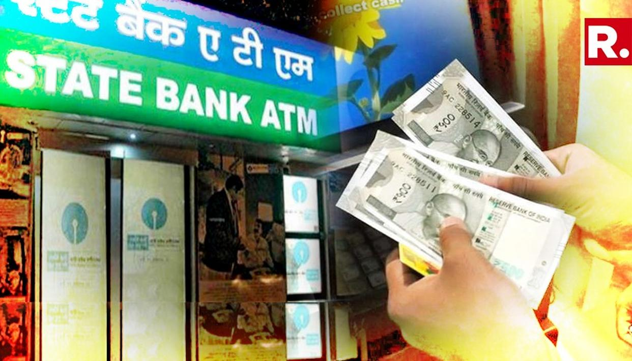 SBI HALVES DAILY ATM WITHDRAWAL TO RS 20K FOR CERTAIN CARD HOLDERS FROM OCTOBER 31