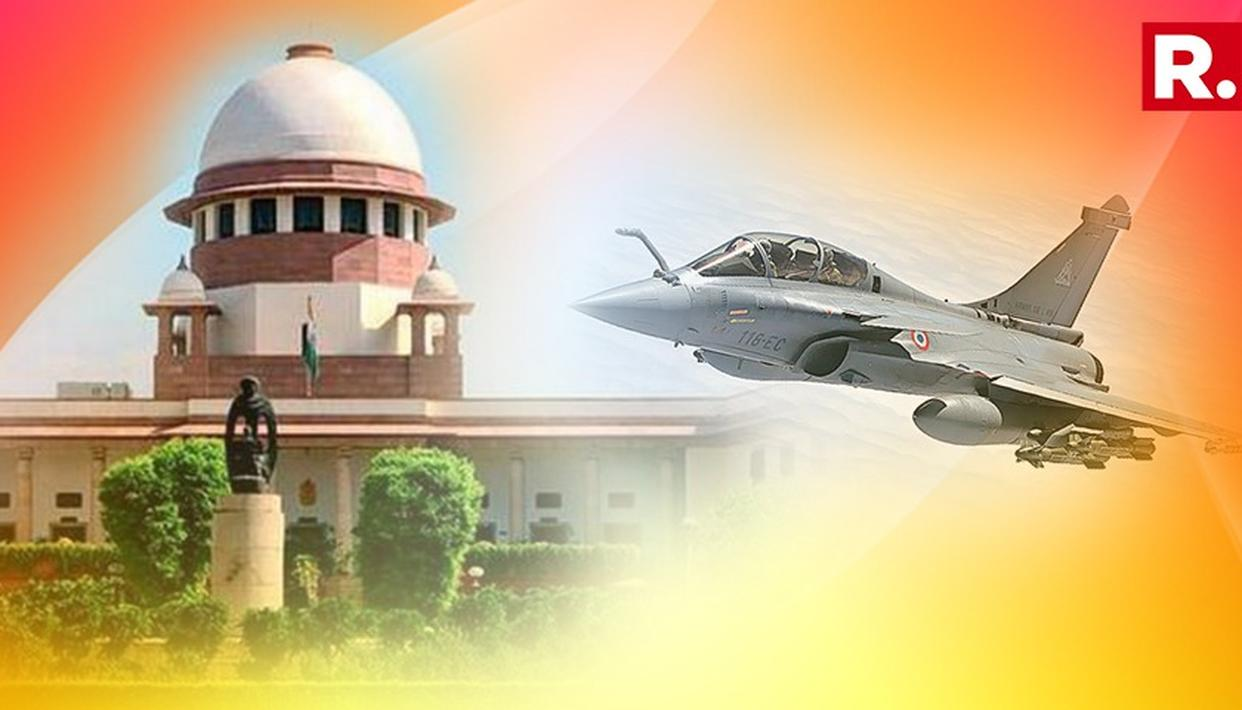 SC ASKS CENTRE TO SUBMIT PRICE, COST DETAILS OF RAFALE
