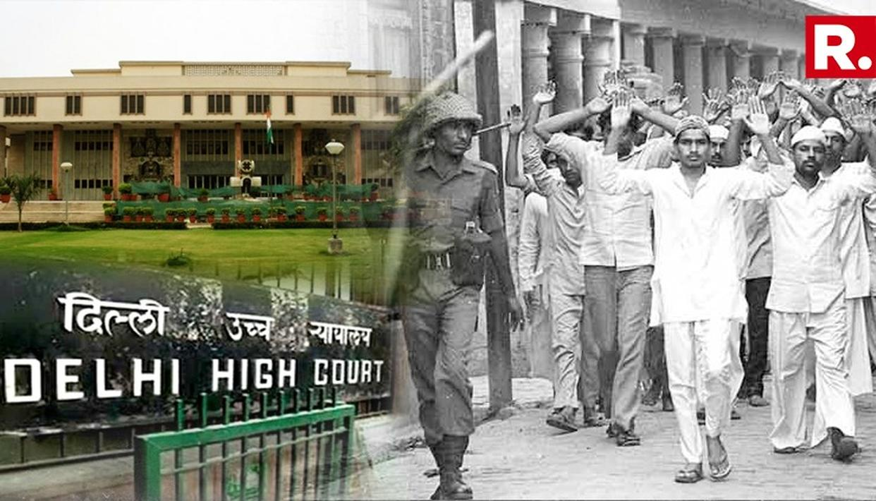 1987 Hashimpura massacre case: Delhi HC sentences 16 ex-policemen to life imprisonment