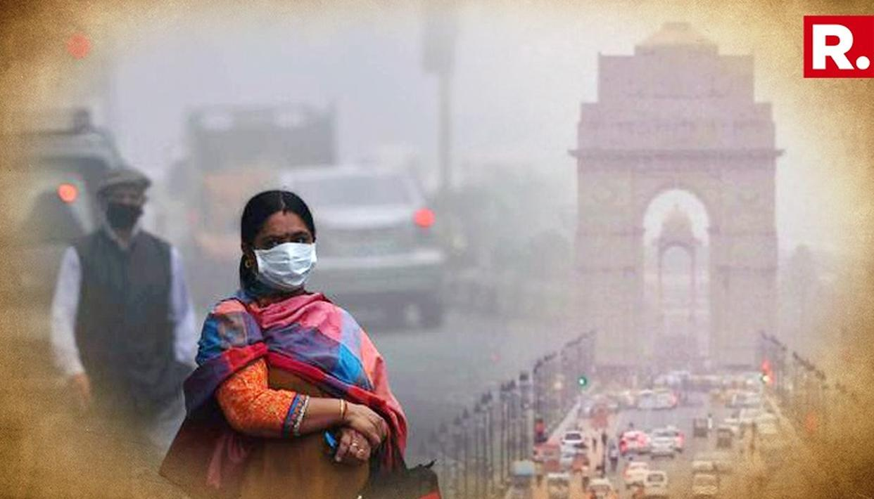 DELHI'S AIR QUALITY PLUNGES TO 'SEVERE' CATEGORY