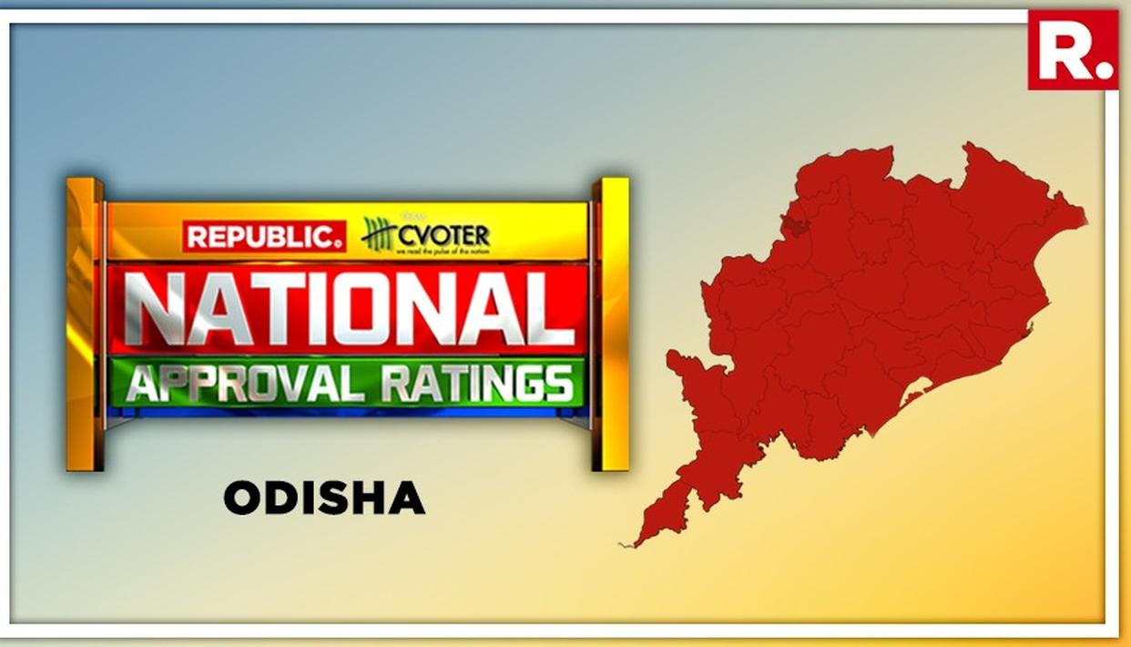 NATIONAL APPROVAL RATINGS: BJP TO WITNESS REMARKABLE RISE IN ODISHA