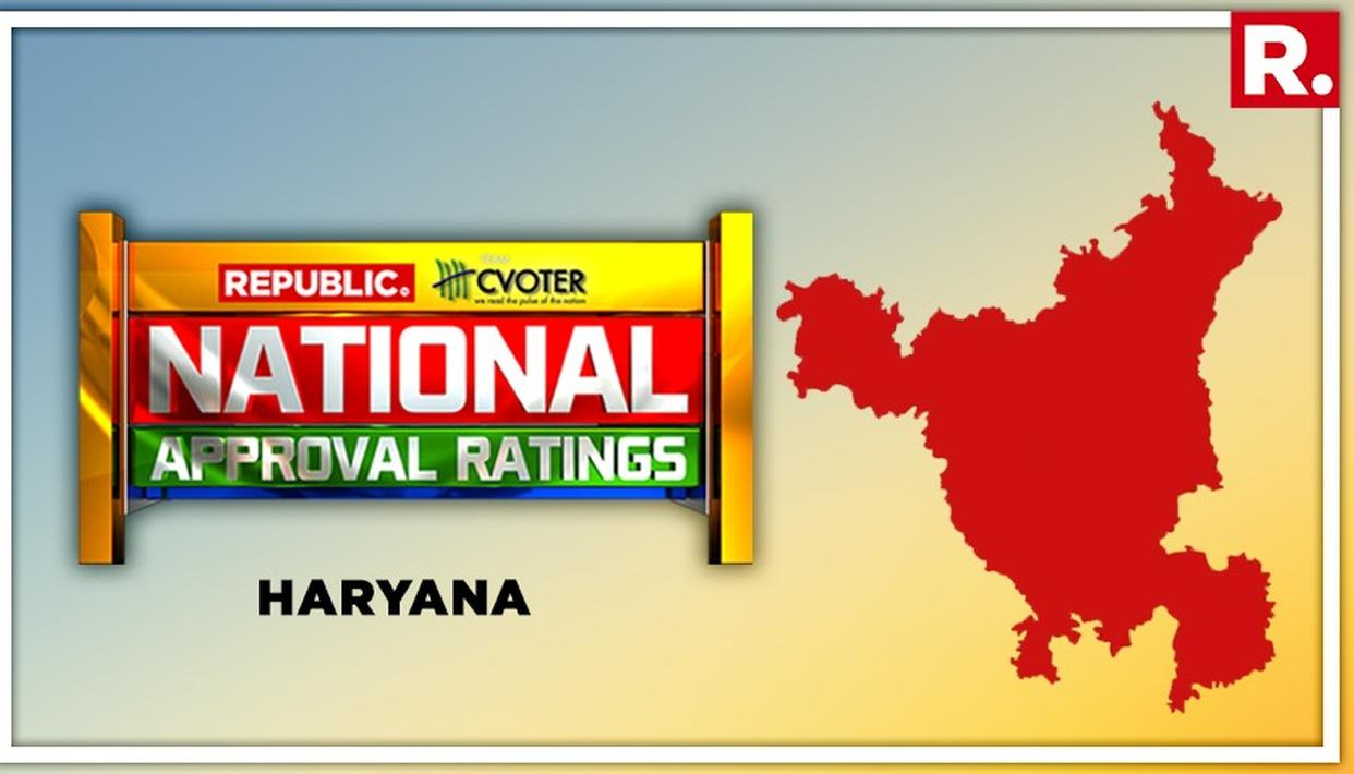 NATIONAL APPROVAL RATINGS: NDA LIKELY TO DEFEAT UPA IN HARYANA