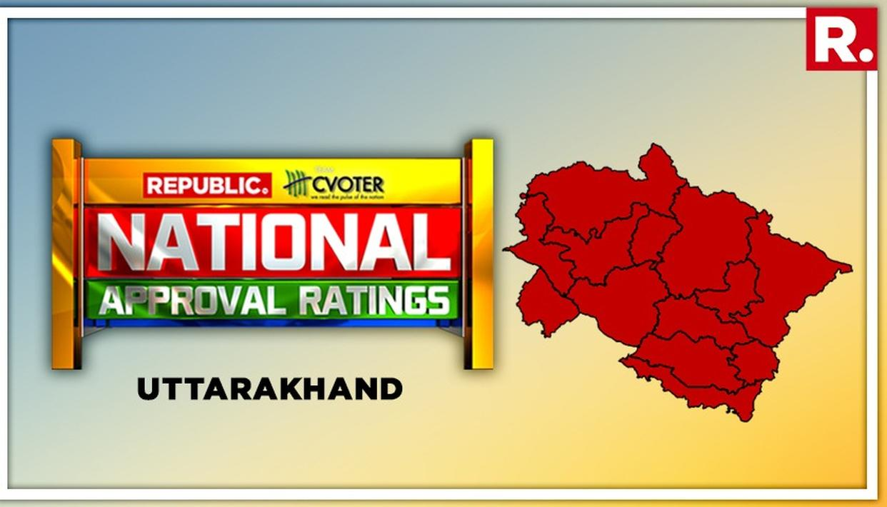 NATIONAL APPROVAL RATINGS: IN UTTARAKHAND, NDA PROJECTED TO WIN ALL 5 SEATS
