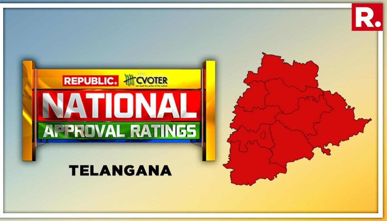 NATIONAL APPROVAL RATINGS: IN POLL BOUND TELANGANA CONGRESS-LED UPA TAKES THE LEAD