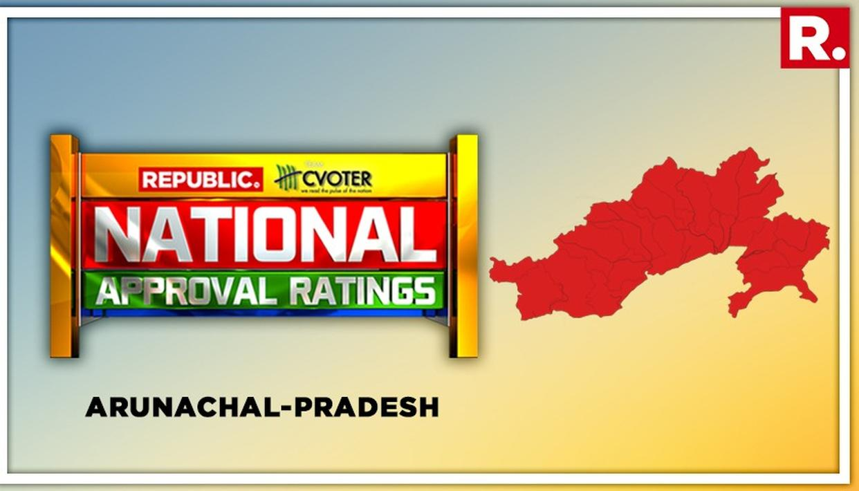 NATIONAL APPROVAL RATINGS: NDA TO SWEEP ARUNACHAL PRADESH
