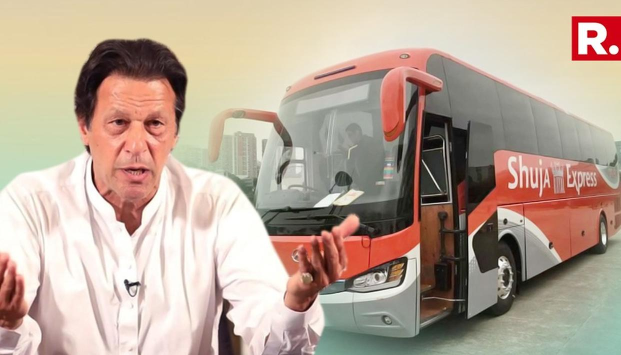 PAKISTAN REJECTS INDIA'S PROTEST OVER CPEC BUS SERVICE
