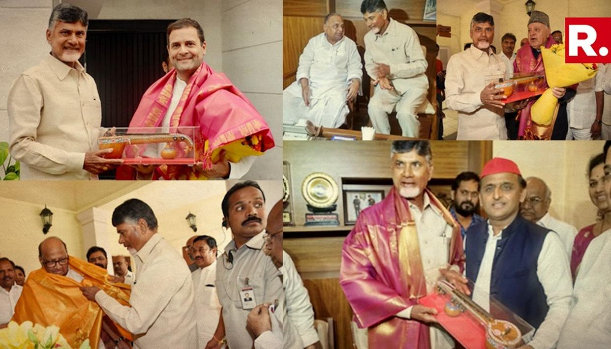 WHY A REPEAT OF 1996 ELUDES NAIDU THIS TIME