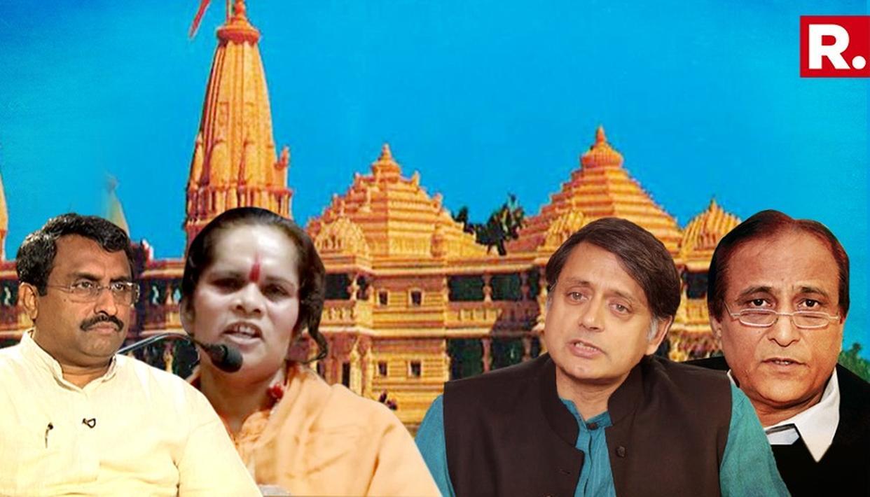 साध्वी प्राची बोलीं, '6 दिसंबरको ही हमेंशिलान्यास करना है, अयोध्या के अंदर हिंदुस्तान के हिंदुओं को बुलाओ..'